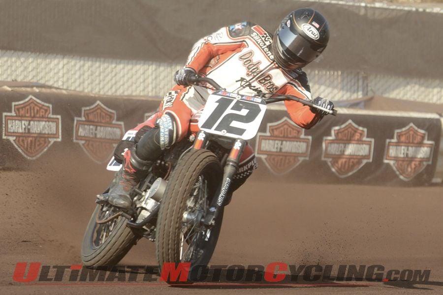 Harley-Davidson Renews Sponsorship of AMA Pro Flat Track Expert Class