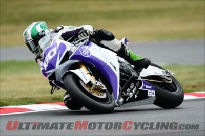 British Superbike's Peter Hickman
