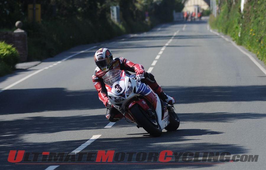 2014 Isle of Man TT Entry List Announced