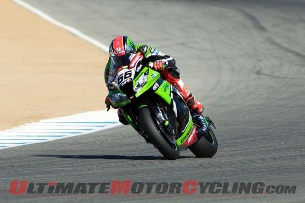 Laguna Seca World Superbike - Confirmed