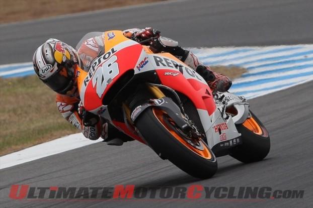 Yamaha's Lorenzo Dominates MotoGP Safety Tire Test in Australia