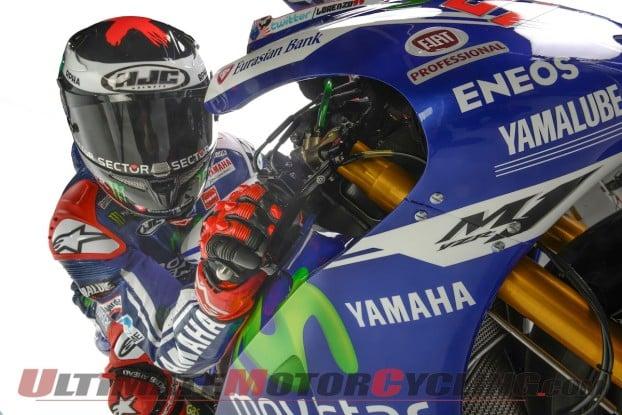 2014 Movistar Yamaha MotoGP YZR-M1 | Photo Gallery / Wallpaper
