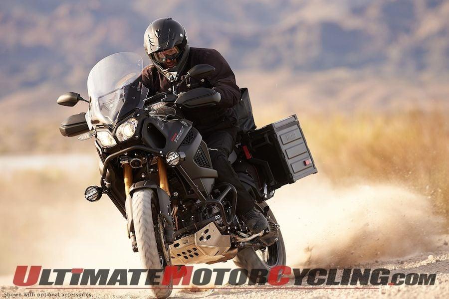 2014 Yamaha Super Tenere (ES) | Features Video
