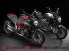 2015 Ducati Diavel Carbon models