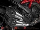 2015 Ducati Diavel Carbon exhaust