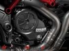 2015 Ducati Diavel Carbon engine