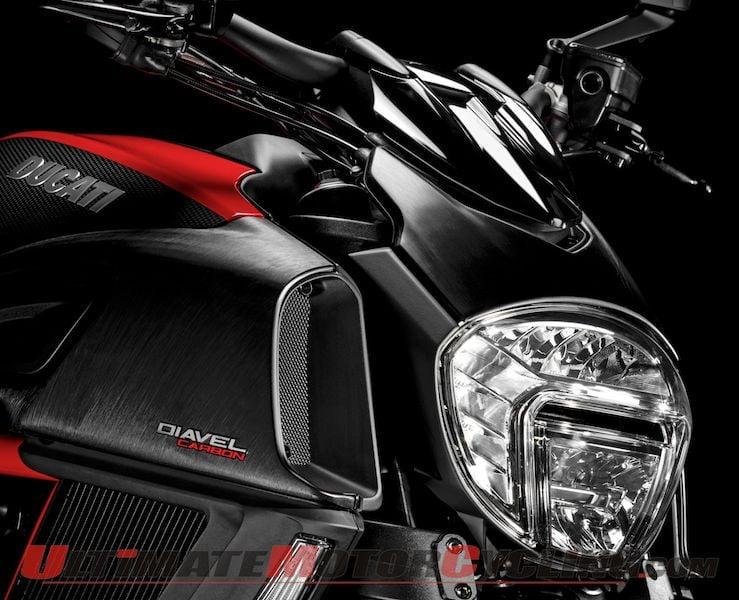 Ducati Diavel Carbon 2015 ducati diavel carbon led