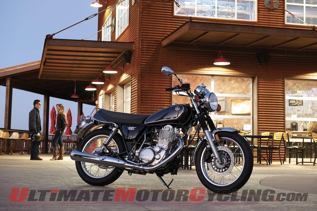 2015 Yamaha SR400 Photo Gallery \ Wallpaper