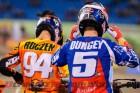 Ryan Dungey and Ken Roczen at Toronto SX.