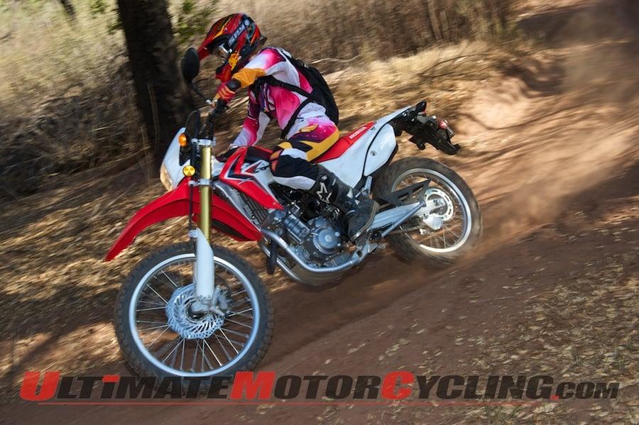 2014 Honda CRF250L Review