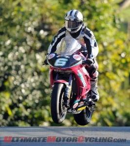 2014 Isle of Man TT | Dunlop Enters Lightweight TT, Targets Six Wins