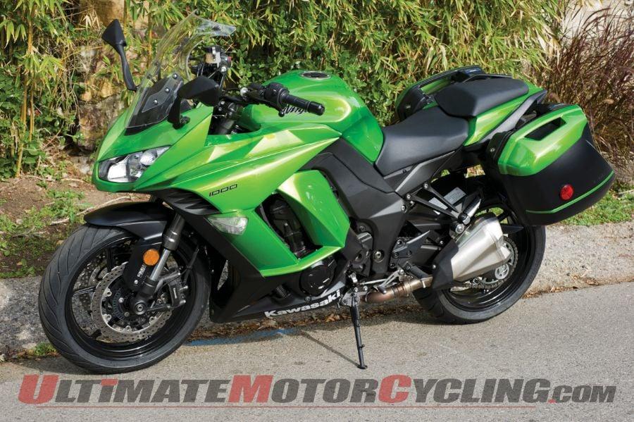 Dunlop Sportmax Roadsmart II Review | 2014 Kawasaki Ninja 1000