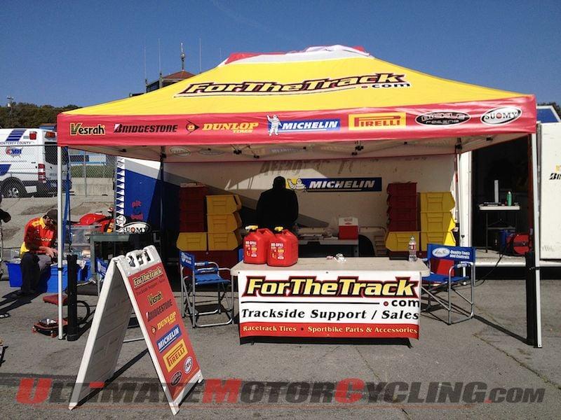 ForTheTrack.com MECCANICA Full-Service Shop Opens at LeoVince USA