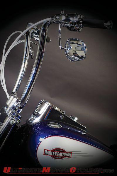 Custom Motowest Heritage Softail | Bajito Y Suavecito