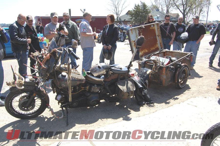 2014 Slimey Crud Café Racer Run Spring Edition Set for May 4