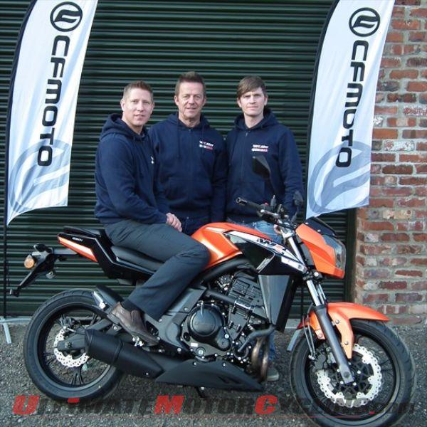 2014 Isle of Man TT | Gary Johnson Enters Lightweight TT with WK Bikes