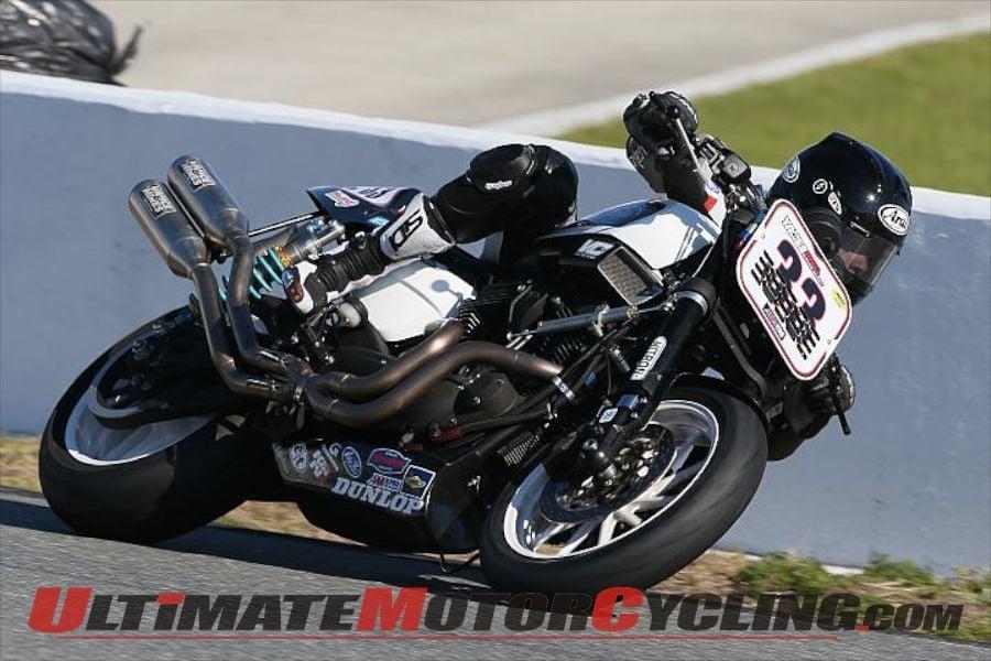 Wyman Disqualified from Daytona AMA Pro Vance & Hines Harley Race