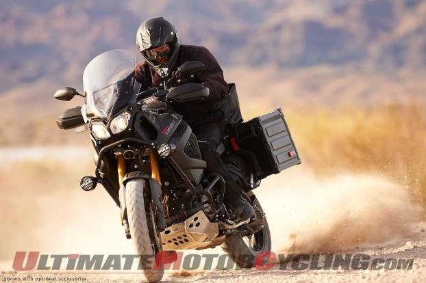 2014 Yamaha Super Tenere (ES) | Photo Gallery / Wallpaper