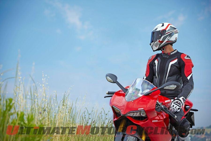 AGV Corsa Helmet Awarded 5 Sharp Stars