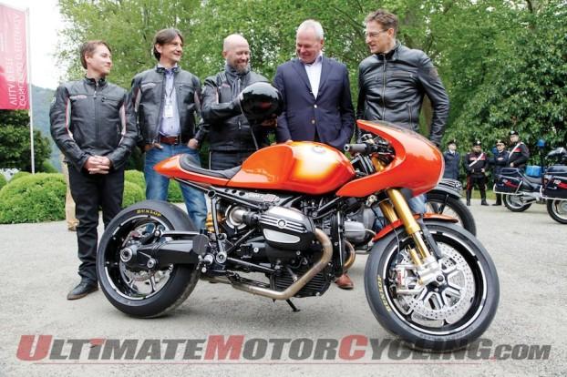 BMW Concept 90 | A Debut Story from Villa D'Este Concorso d'Eleganza