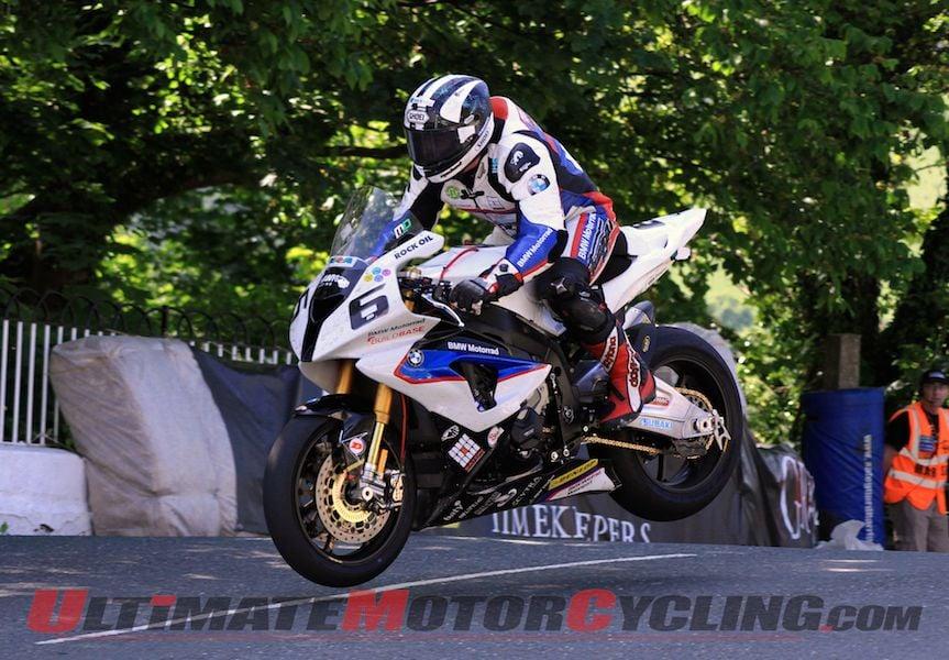 2014 Dainese Superbike TT | Dunlop Wins, Anstey Smashes Lap Record