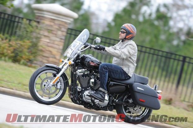 2014 Harley-Davidson SuperLow 1200T Photo Gallery / Wallpaper