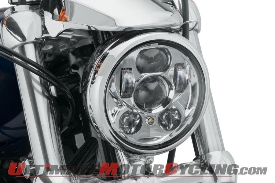 Harley-Davidson Daymaker LED Headlight   Banish the Night