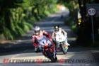 2014 Isle of Man Monday Qualifying | Honda's Anstey Sets Pace
