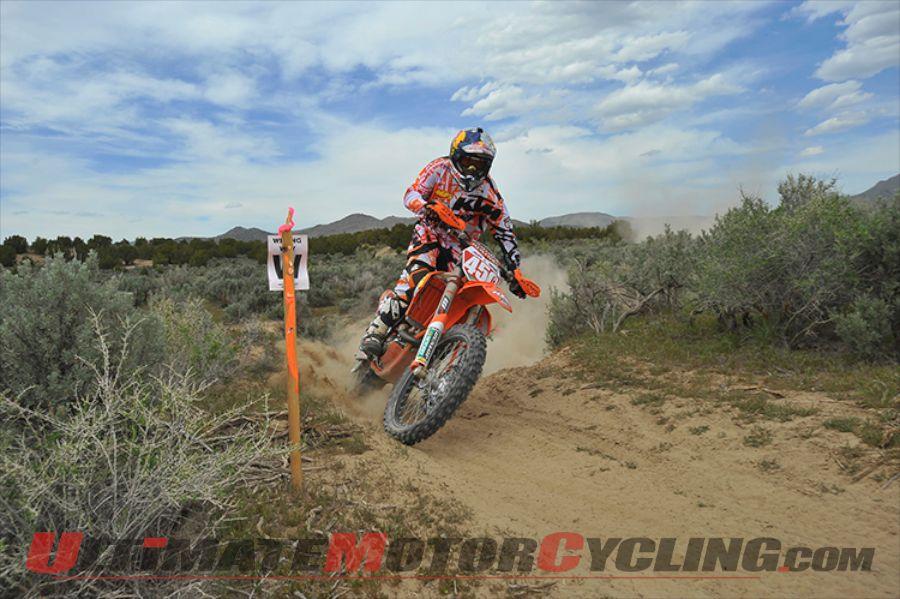 KTM's Ivan Ramirez Wins Jericho AMA Hare & Hound | Video