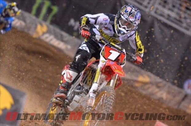 2014 Las Vegas Supercross Results | Villopoto Closes Season with Win