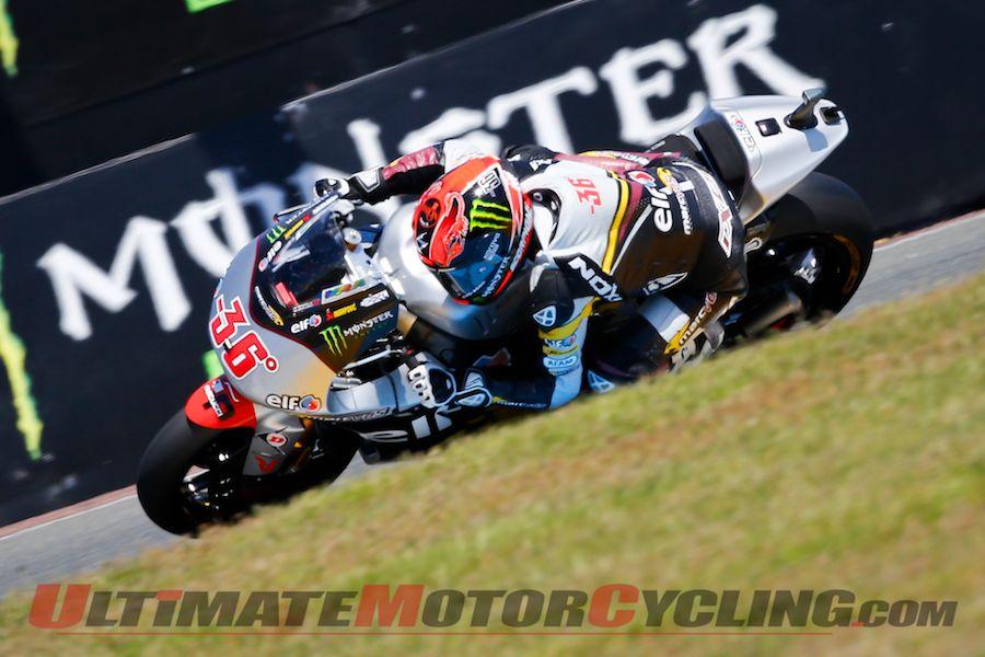 2014 Le Mans Moto2 Results