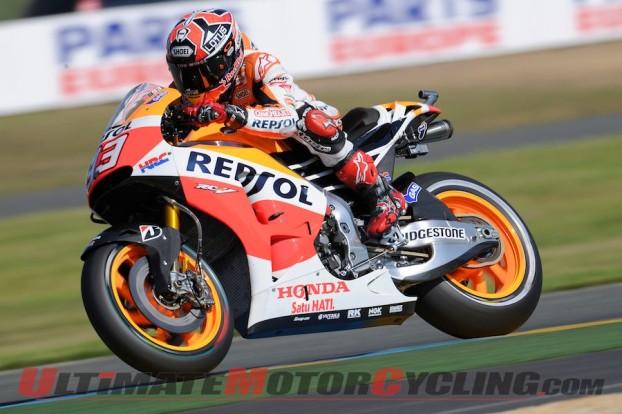 2014 Le Mans MotoGP Results