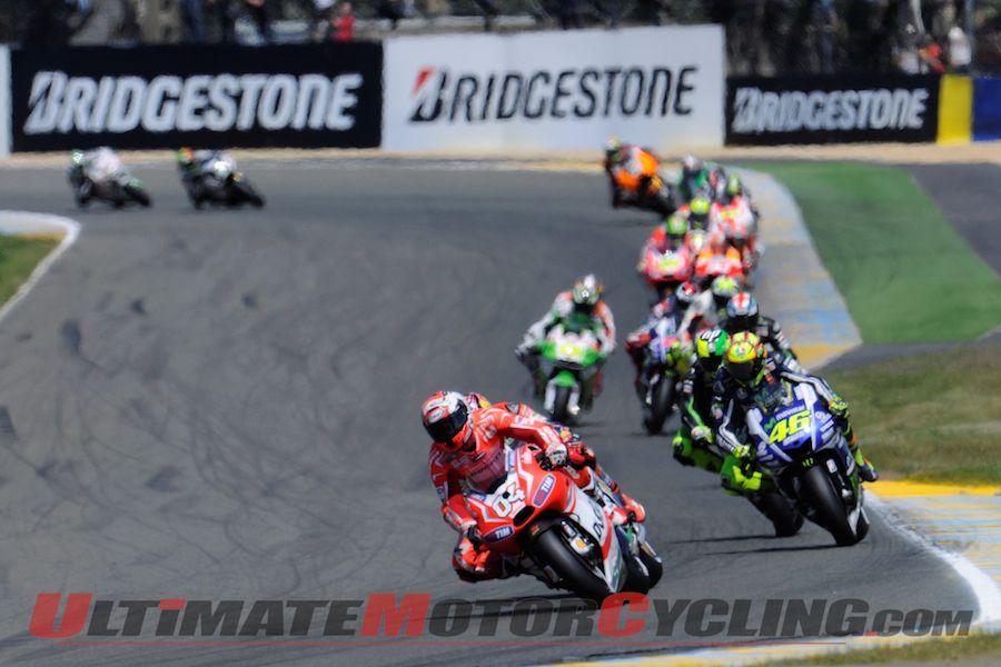 2014 Le Mans MotoGP Bridgestone Tire Debrief