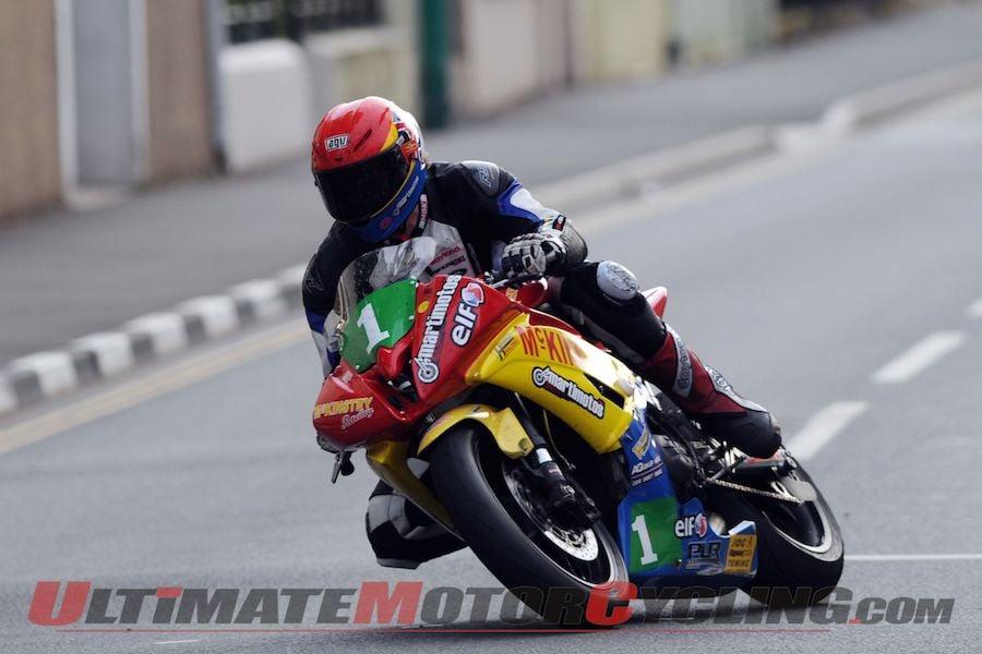 Isle of Man TT - Over 80 Participants in Bikenation Lightweight TT