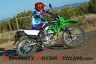 2014 Kawasaki KLX250S