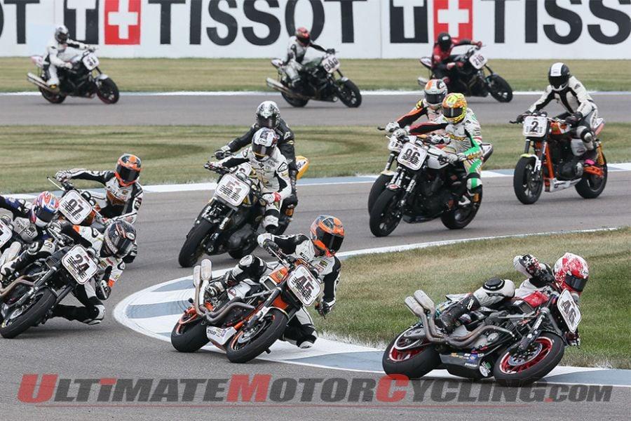 AMA Pro Vance & Hines Harley-Davidson Series Returns to Indy MotoGP