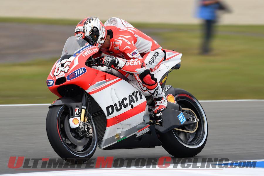 2014 Assen MotoGP Results