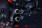 Burly Brand Brat Style Star Bolt | Custom Motorcycle