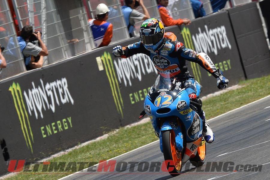 2014 Catalunya Moto3 Results | Race Recap