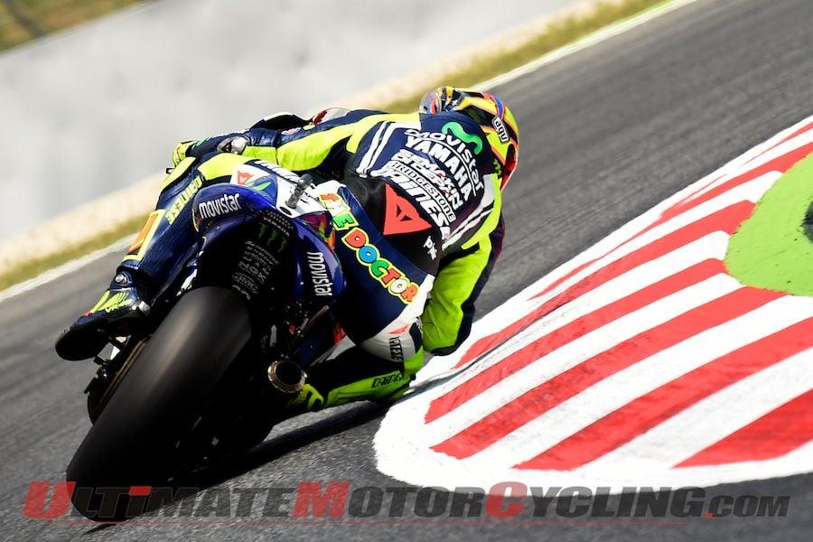 2014 Catalunya MotoGP Results