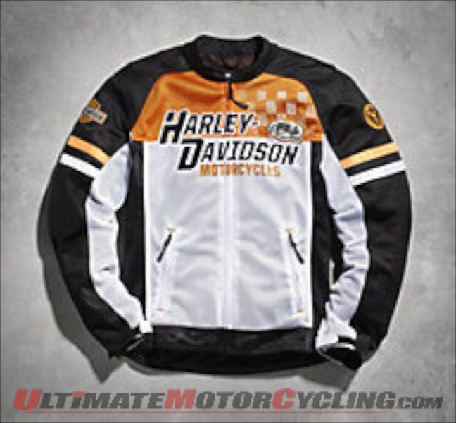 Harley Davidson Gunnar Mesh Riding Jacket Review