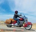 Harley Road King Vs. Indian Chief | American Bagger Renaissance
