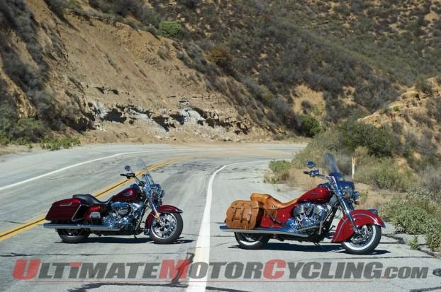 2014-harley-road-king-vs-indian-chief-bagger 9