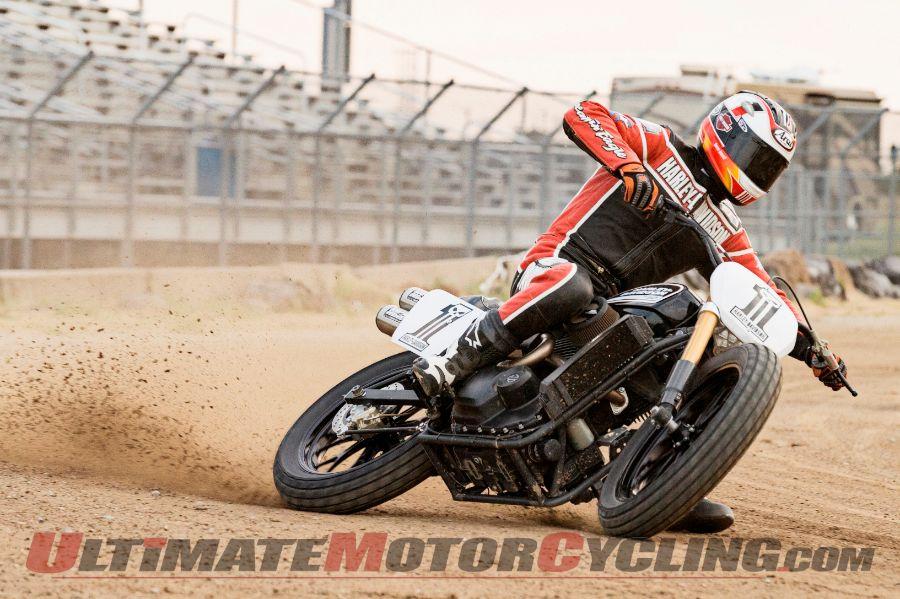 Harley-Davidson Street 750 Slides Into X Games Austin