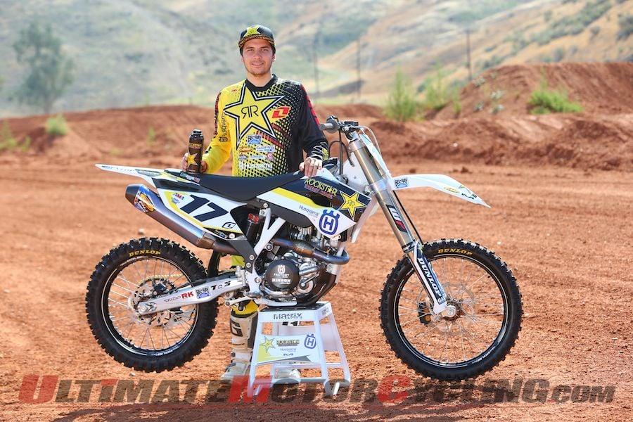 2015 Motocross of Nations USA Team | Barcia, Martin, Webb