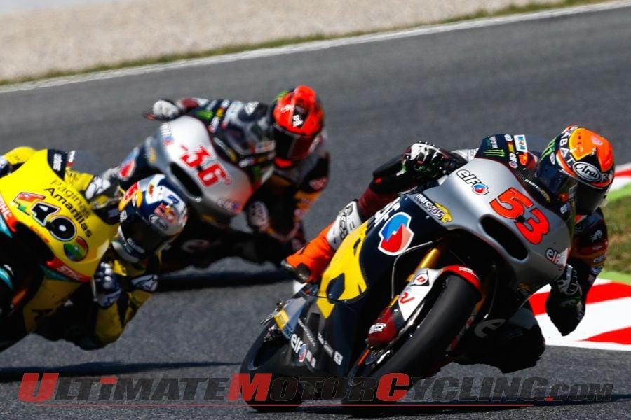 2014 Catalunya Moto2 Results | Rabat Dominates Before Home Crowd