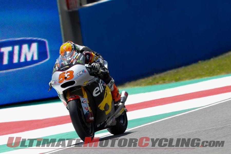 2014 Mugello Moto2 Results | Tito Rabat Takes 3rd Victory