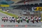 2014 Sepang World Superbike Results