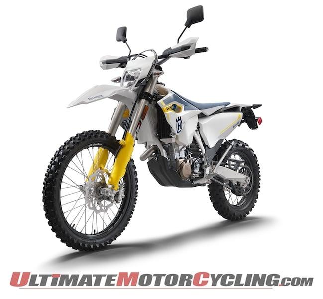 2015 Husqvarna Dual Sport Motorcycles First Look