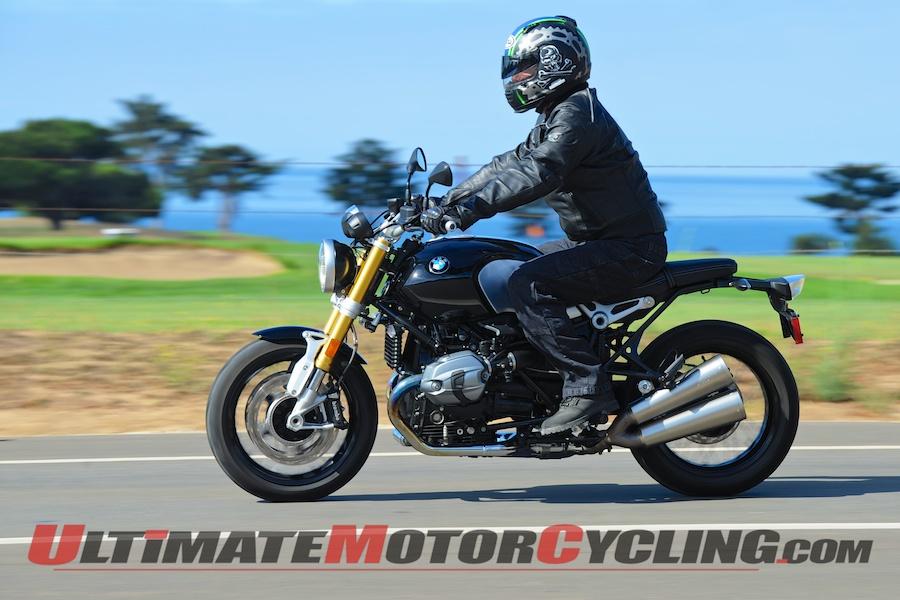 2014 BMW R nineT First Ride Test